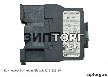 Контактор Schneider Electric LC1 E25 10